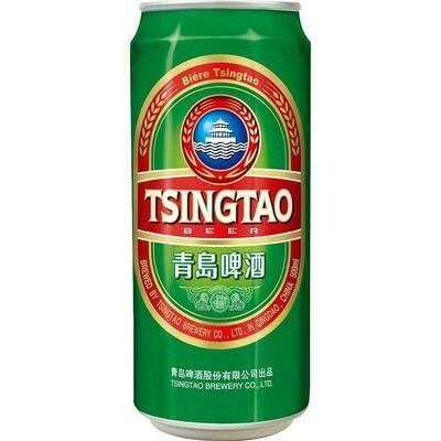 Cerveza Tsingtao LT x500cc