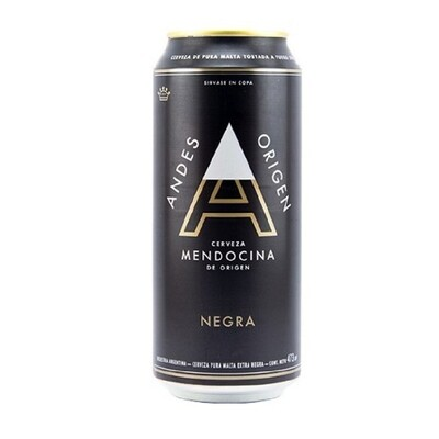 Cerveza Andes Origen Negra x500cc