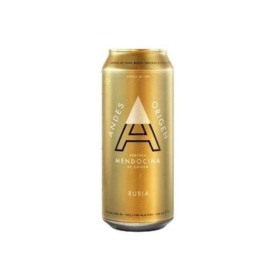 Cerveza Andes Origen Rubia x500cc