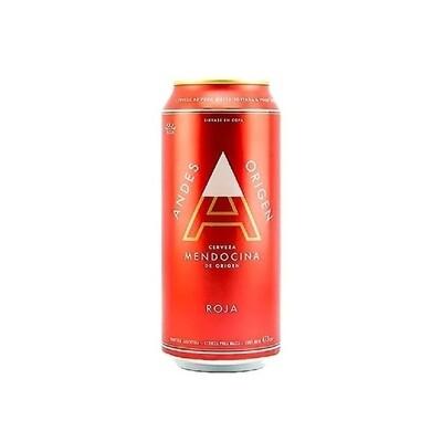 Cerveza Andes Origen Roja x500cc