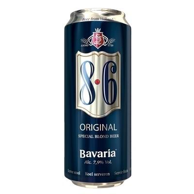 Cerveza Bavaria 8.6 Original x500cc