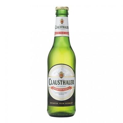 Cerveza Clausthaler Sin Alcohol x330cc