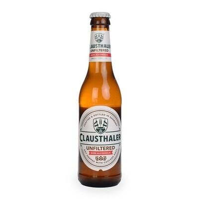 Cerveza Clausthaler Sin Alcohol Unfiltered x330cc