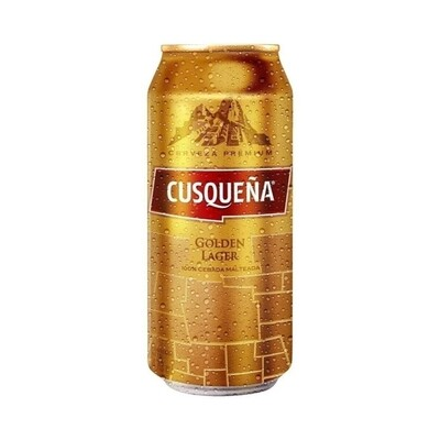 Cerveza Cusquena Lager Lata x473cc