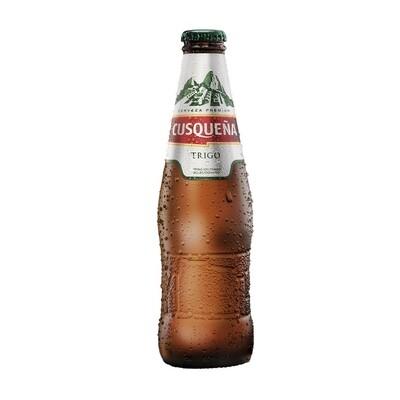 Cerveza Cusquena Trigo x330cc