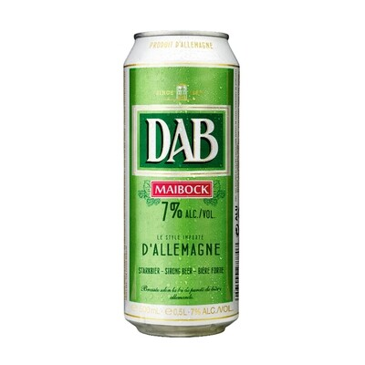 Cerveza DAB Maibock Lata x500cc