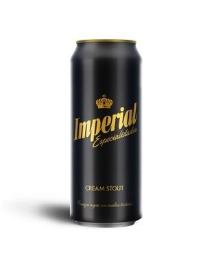 Cerveza Imperial CREAM Stout Lata x473cc