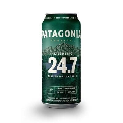 Cerveza Patagonia Ipa  SAUCO x500cc