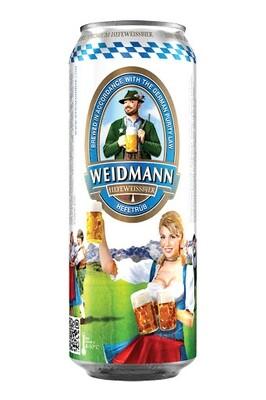 Cerveza Weidmann Hefew Dunkel LT x500cc