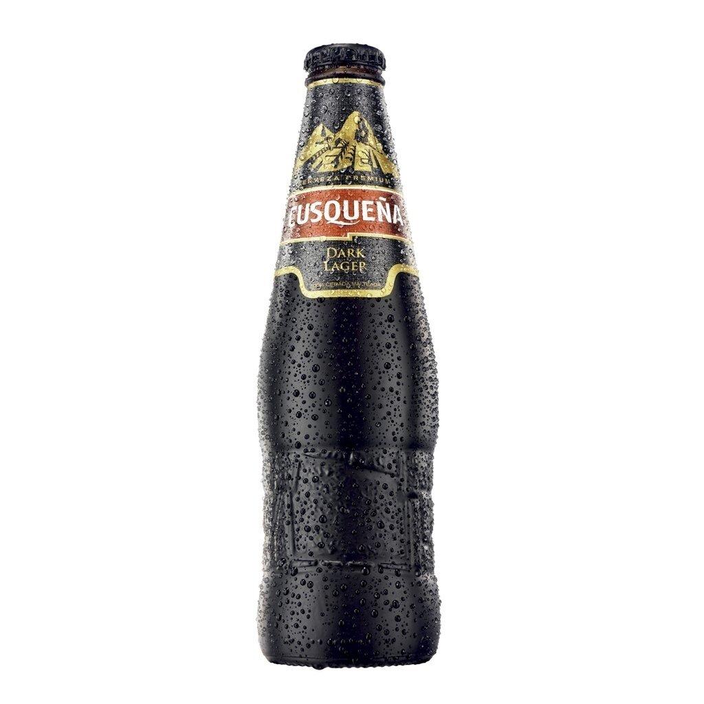 Cerveza Cusquena Dark x330cc