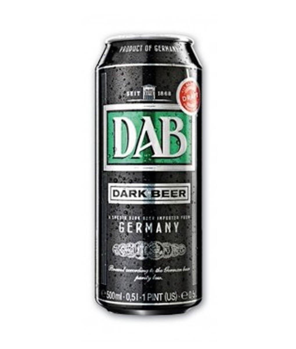 Cerveza DAB Dark Lata x500cc