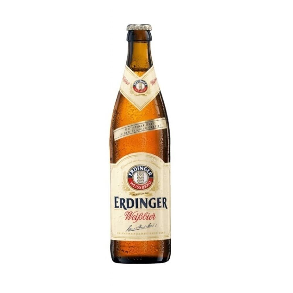 Cerveza Erdinger Rubia x330cc