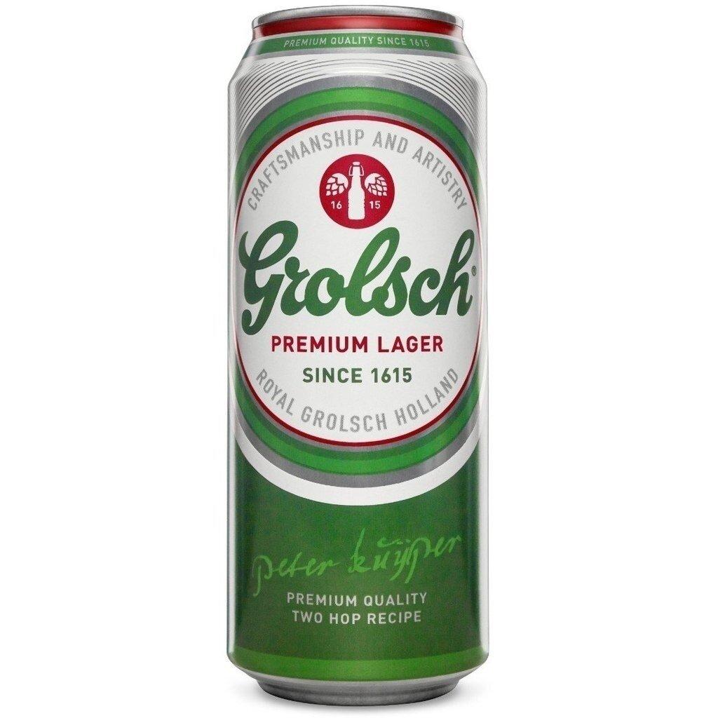 Cerveza Grolsch LT x473cc