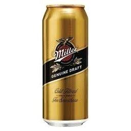 Cerveza Miller Lata x473cc