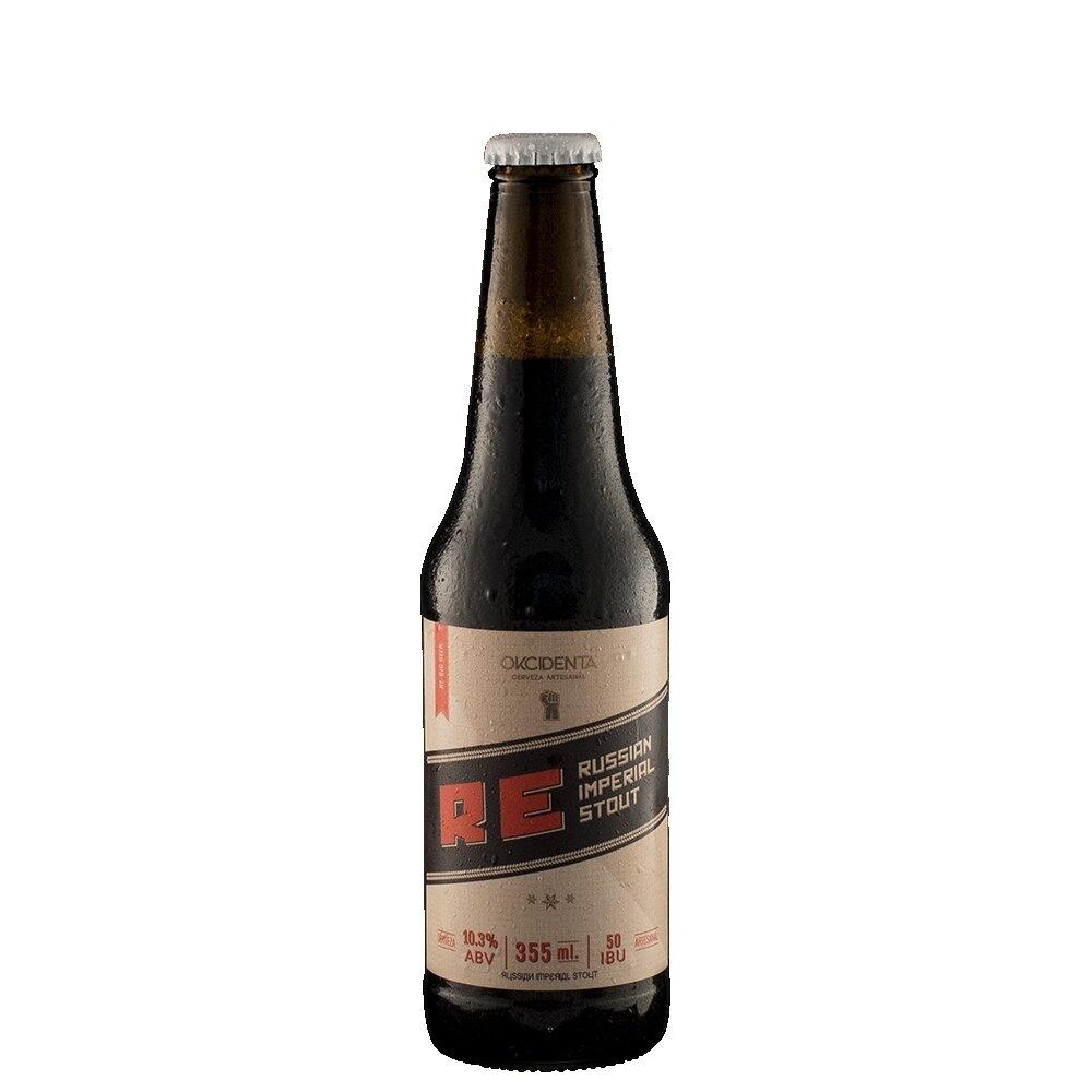 Cerveza Okcidenta Re Imperial Stout x335ml