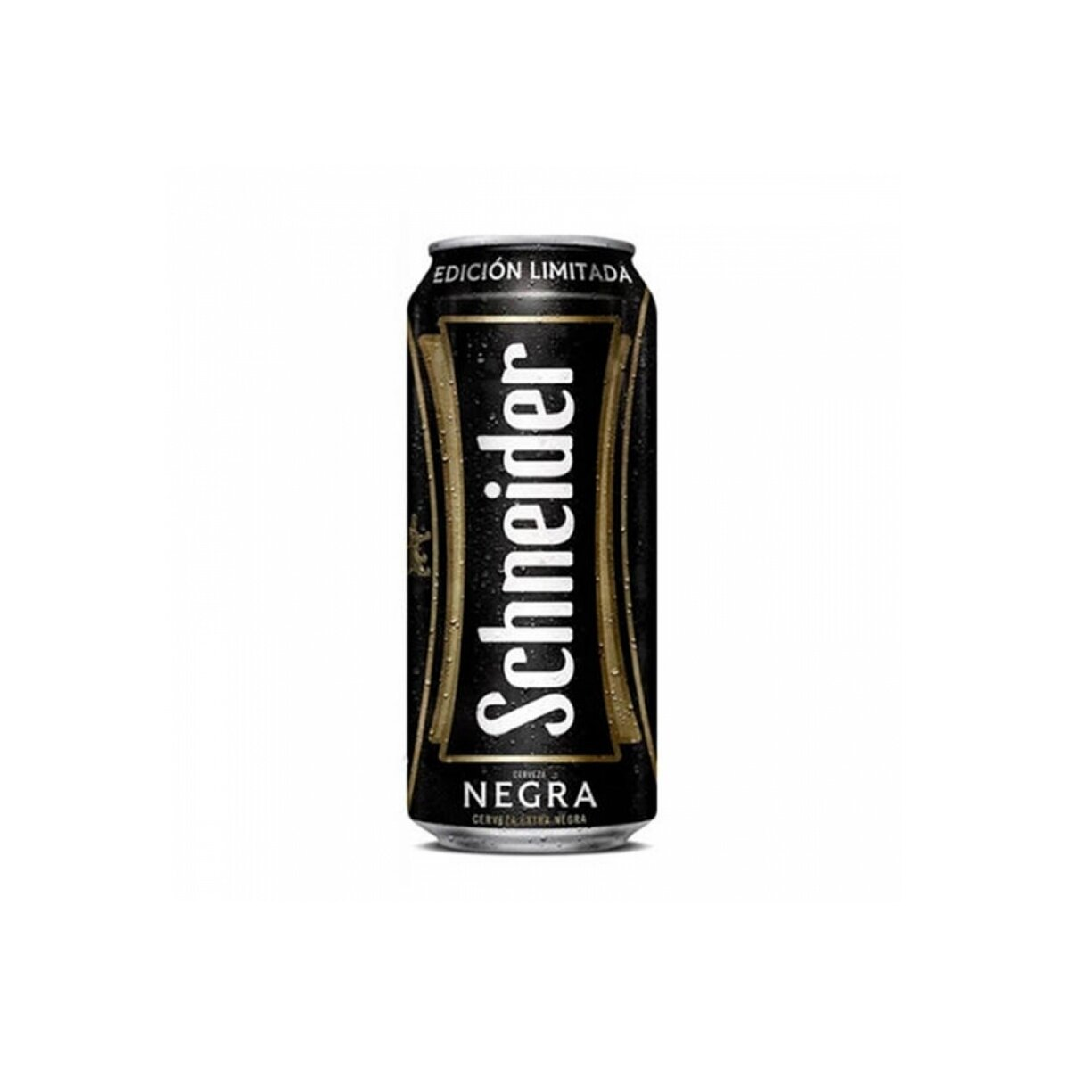 Cerveza Schneider Negra Lata x473cc