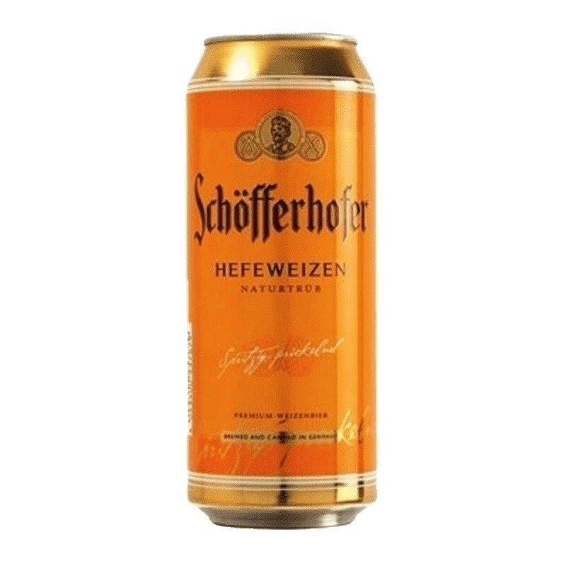 Cerveza Schofferhofer Lata x500cc