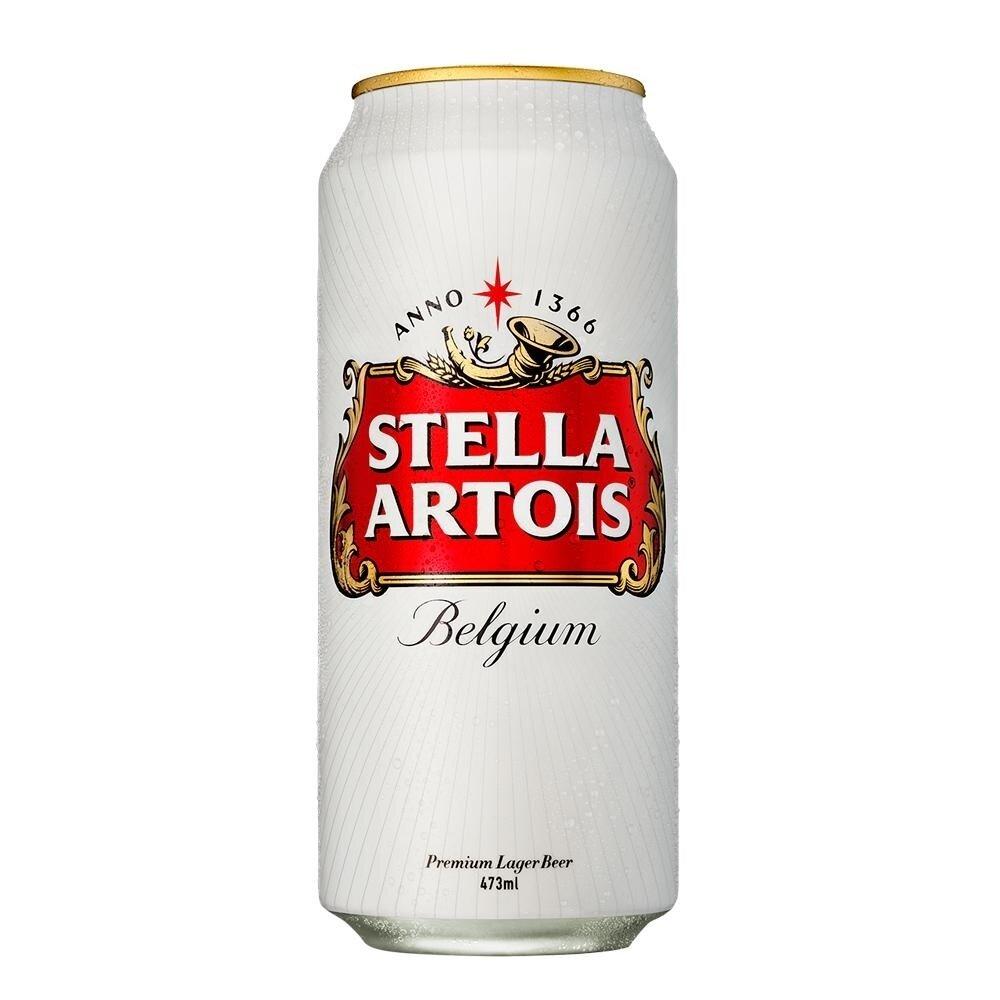 Cerveza Stella Artois Lata x500cc
