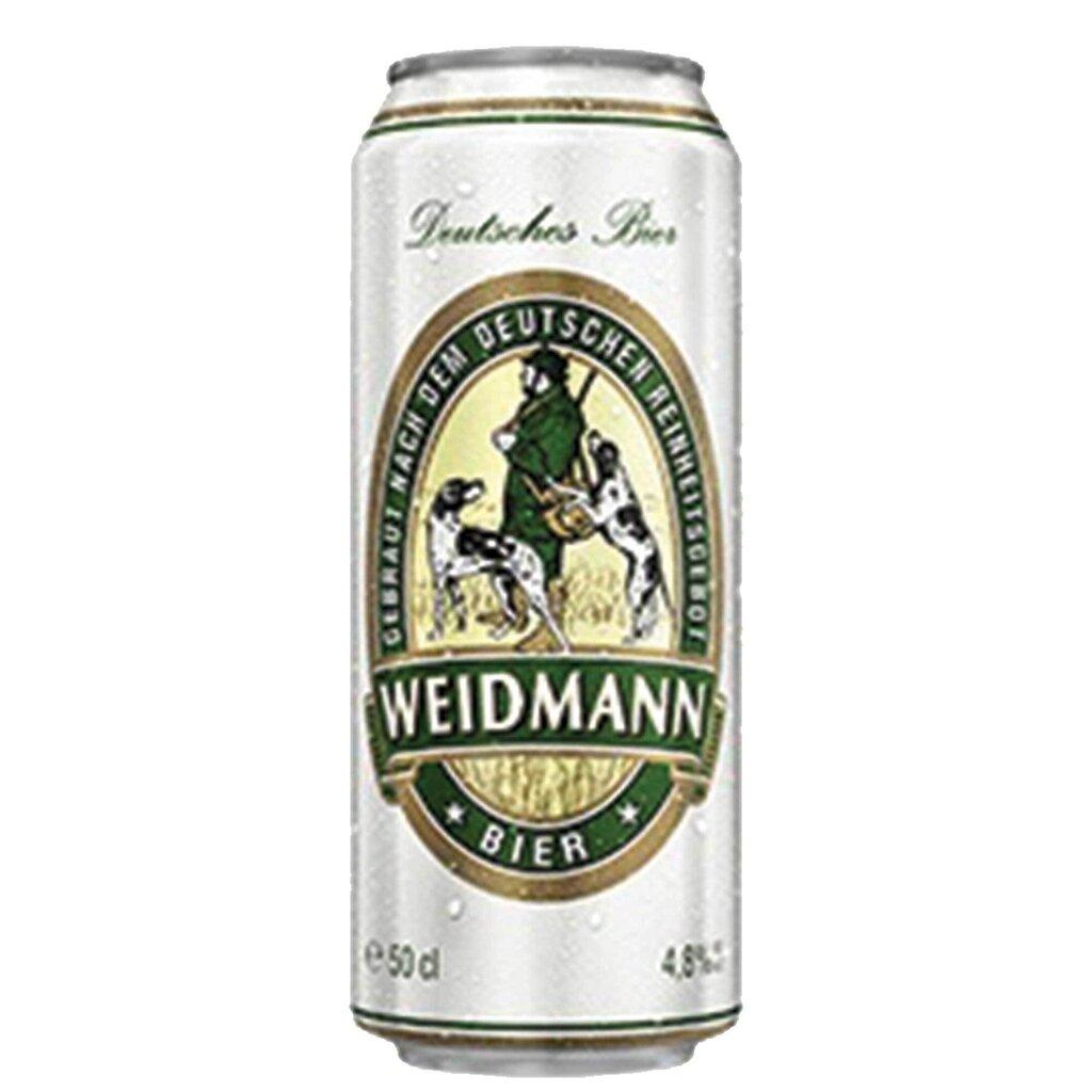 Cerveza Weidmann Pilsener LT x500cc