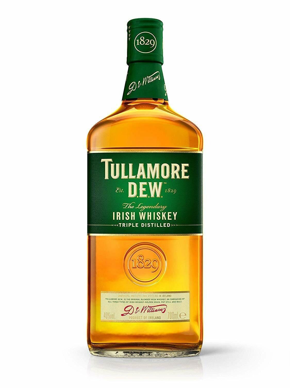 Whisky Tullamore d.e.w. original x750cc