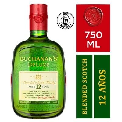 Whisky Buchanans deluxe x750cc