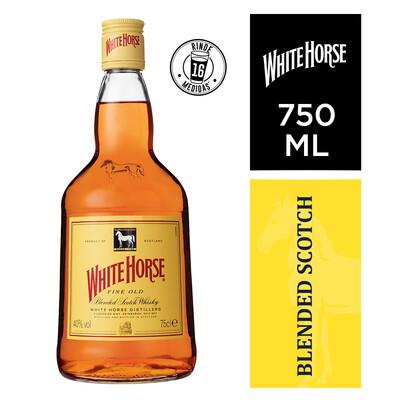 Whisky White horse x750cc