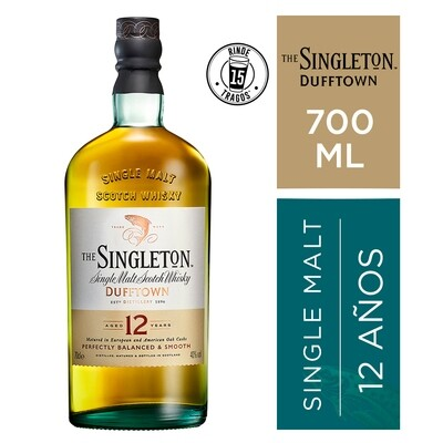 Whisky The singleton 12 a x700cc