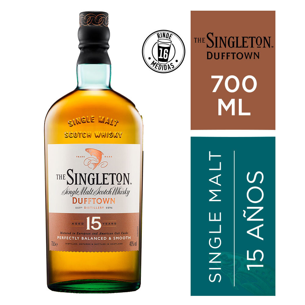 Whisky The singleton 15 a x700cc