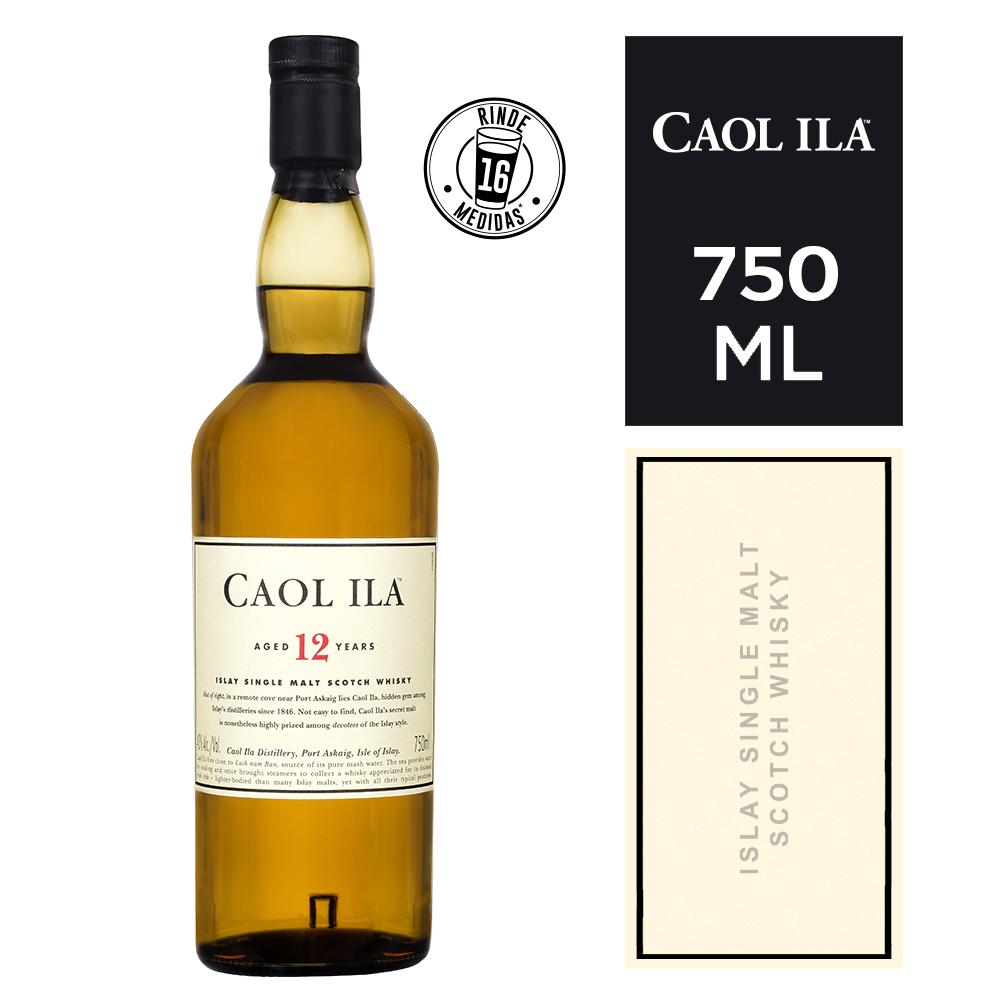 Whisky Caol ila 12 a x750cc
