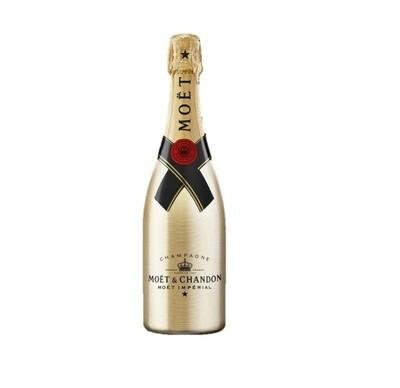 Champagne Moet brut imperial golden 7 x750cc