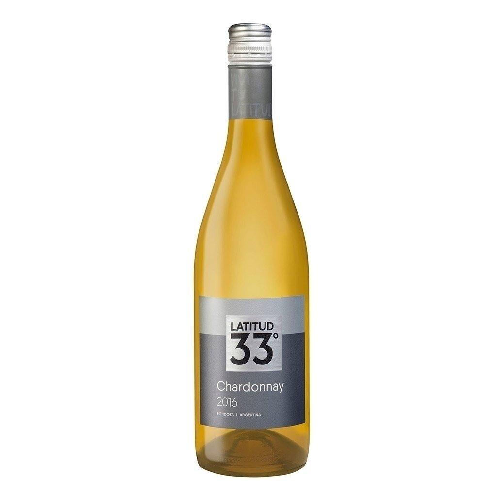 Vino Blanco Latitud Chardonnay x750cc