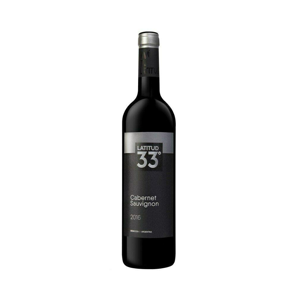 Vino Tinto Latitud cabernet sauvignon x750cc