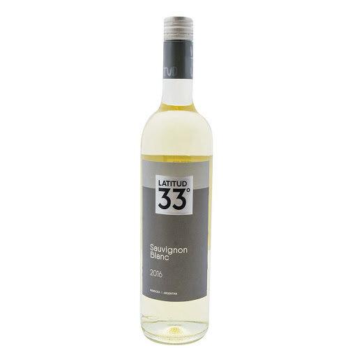 Vino Blanco Latitud Sauvignon blanc x750cc