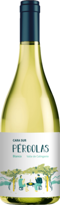 Vino Blanco Cara Sur Pergolas 2019 x750cc