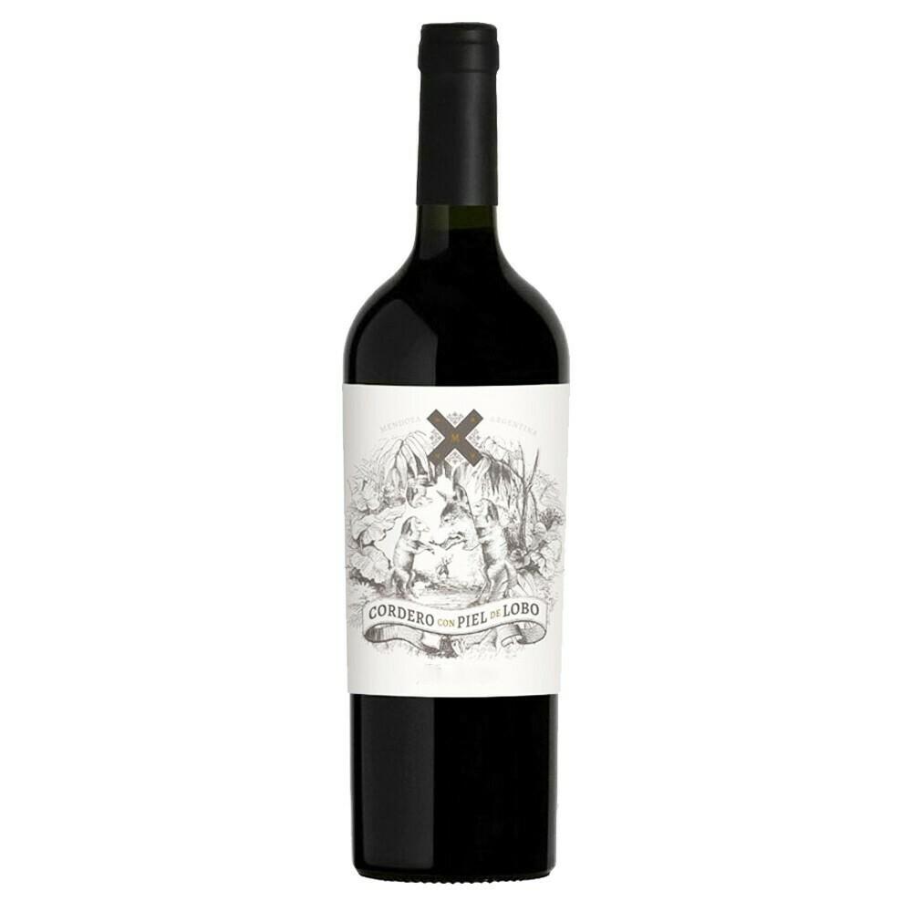 Vino Tinto Cordero cabernet sauvignon x750cc