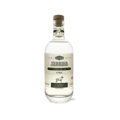 Gin terrier citric x750cc