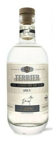 Gin terrier spicy x750cc