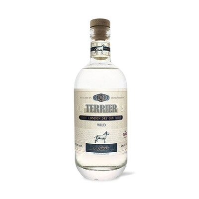 Gin terrier wild x750cc