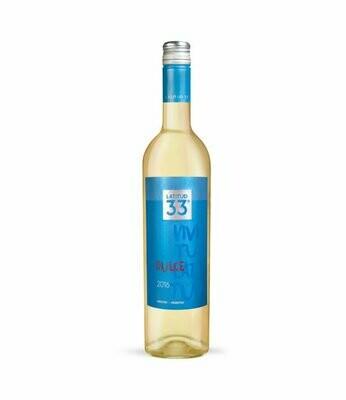 Vino Blanco Latitud Dulce x750cc