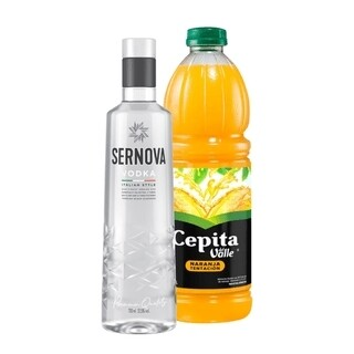 KIT SERNOVA + CEPITA BOTELLA X 1.5LT
