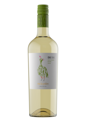 Vino Blanco Las perdices chac chac sauvignon blanc x750cc