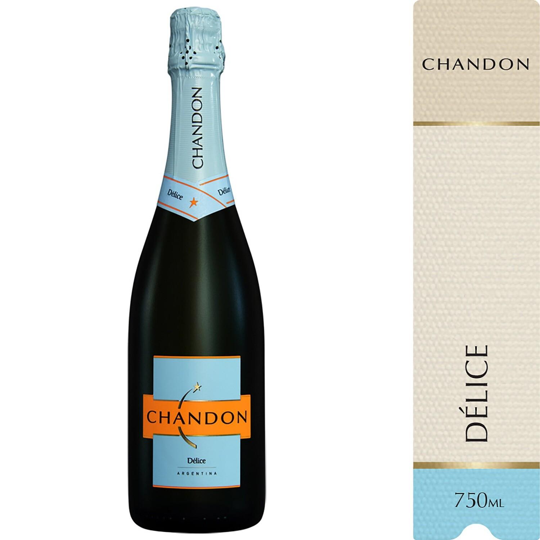 Espumante Chandon delice x750cc