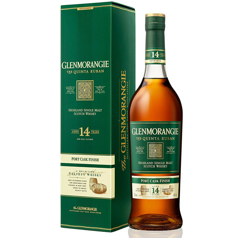 Whisky Glenmorangie quinta ruban 14 a x700cc