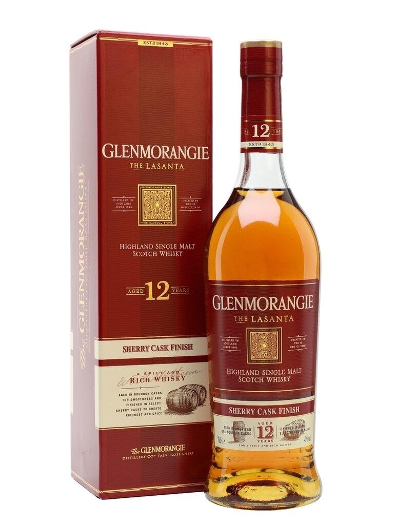 Whisky Glenmorangie lasanta x700cc