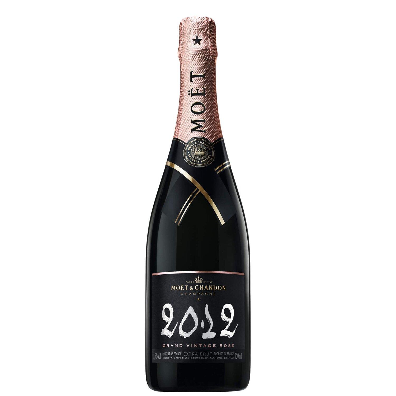 Champagne Moet grand vintage rose 2012 x750cc