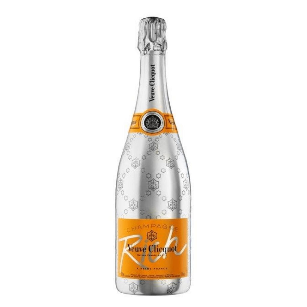 Champagne Veuve clicquot rich dulce x750cc