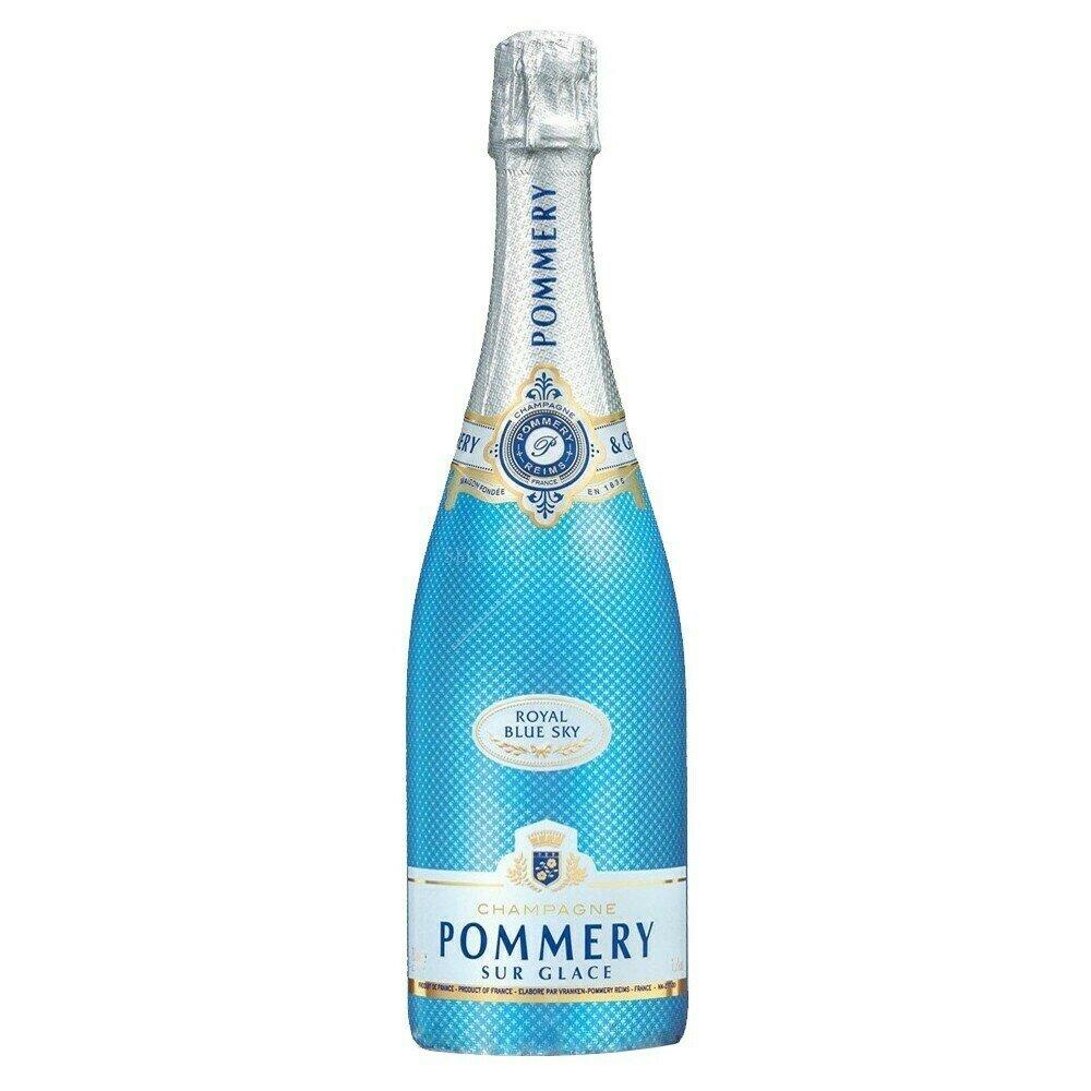 Champagne Pomery blue sky x750cc