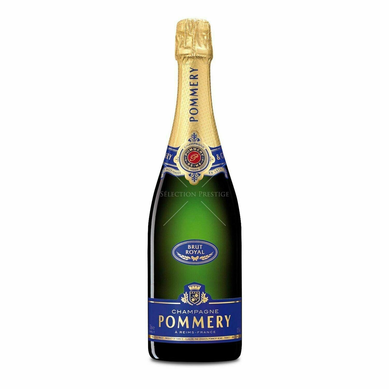 Champagne Pomery brut royal x750cc