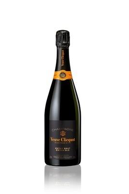 Champagne Veuve clicquot extra brut old x750cc