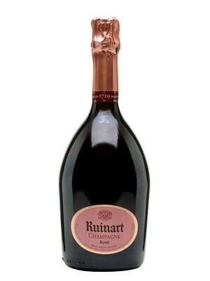 Champagne Ruinart rose x750cc